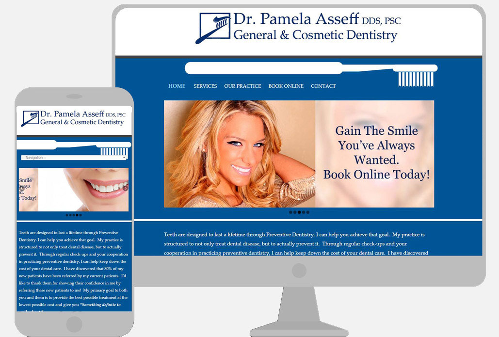 dentist-website