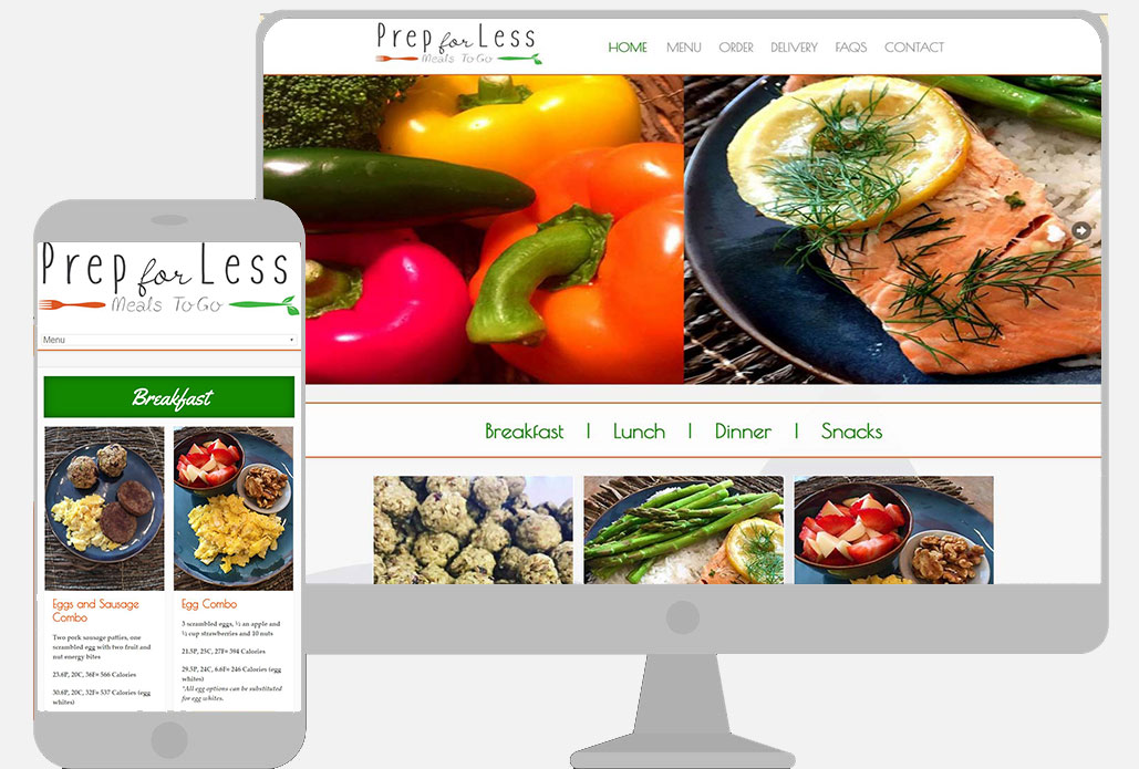 food-services-website