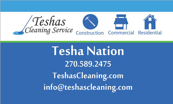 cleaning-company-business-card